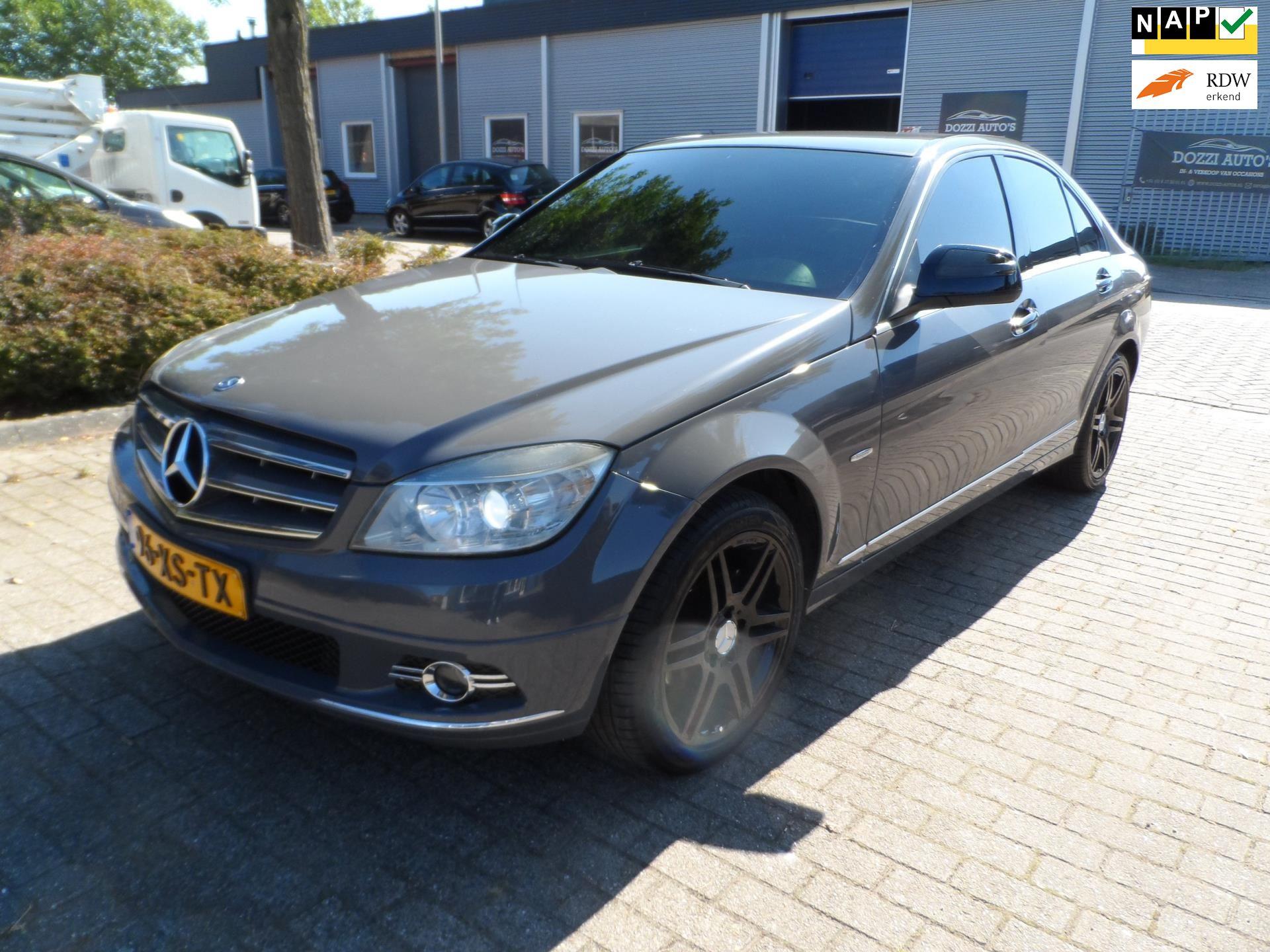 Mercedes-Benz C-klasse occasion - Dozzi Auto's