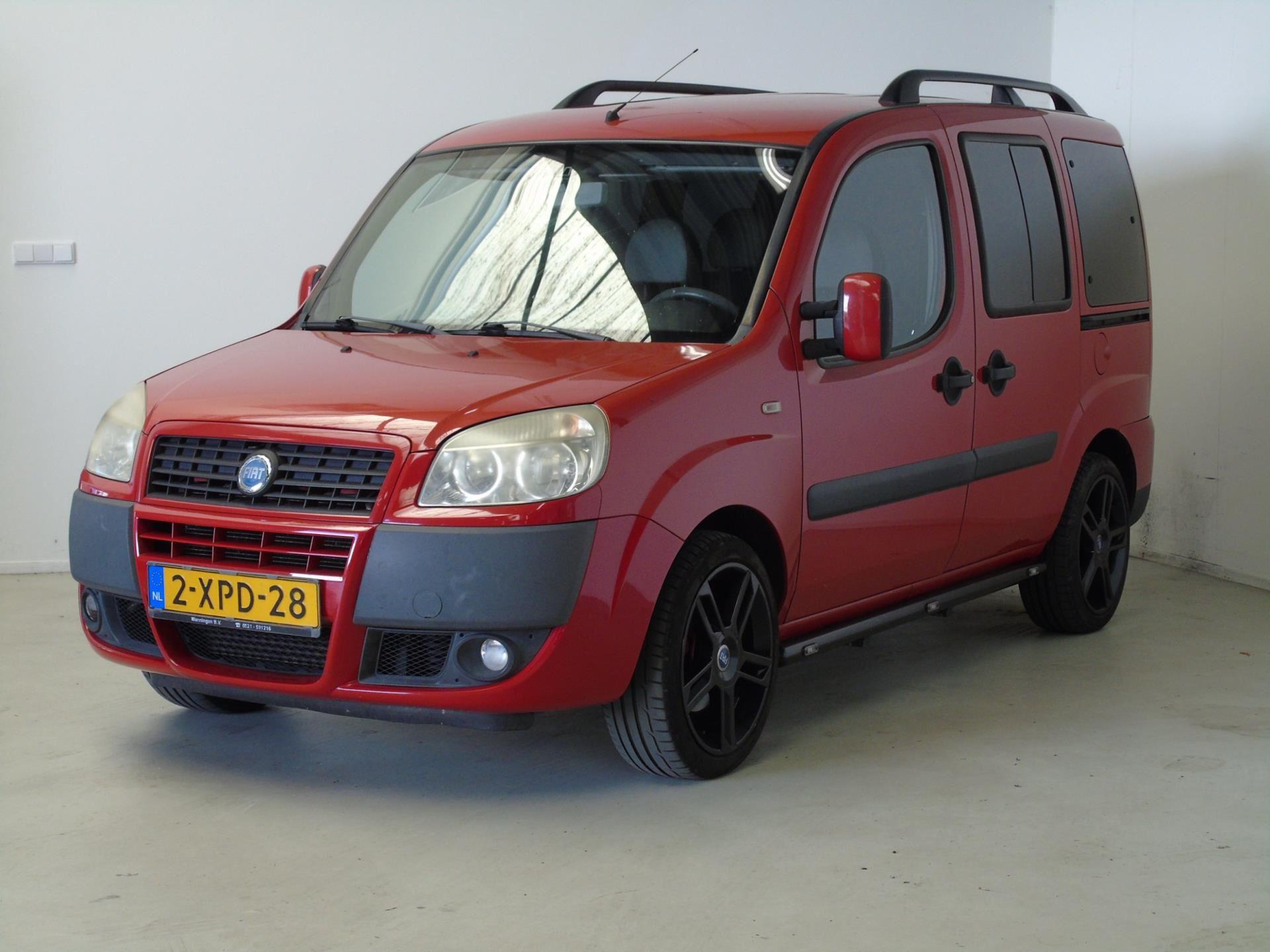 Fiat Doblò occasion - van Dijk auto's