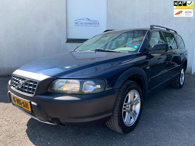 Volvo XC70 2.5 T Geartronic navi trekhaak NL auto Youngtimer