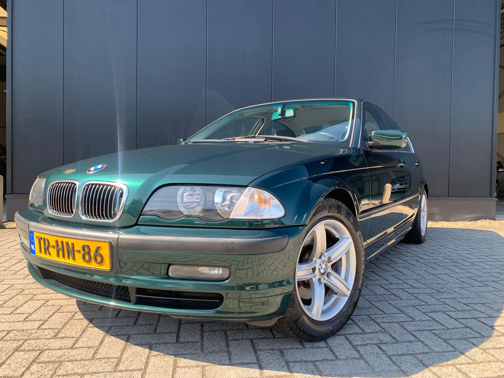 BMW 3-serie occasion - Dennis Jansen Auto's