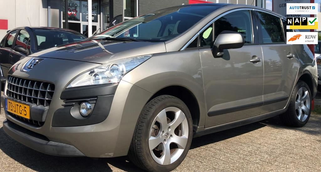 Peugeot 3008 occasion - Gebo Auto's