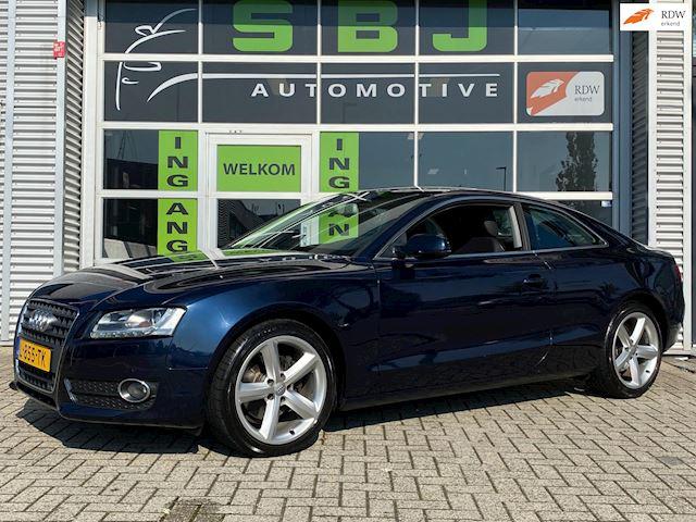 Audi A5 Coupé 2.0 TFSI|AUTOMAAT|NAVI|CRUISE|KLIMAAT CONTROL|STOELVERW,|BLUETOOTH|MEDIA|AUX|