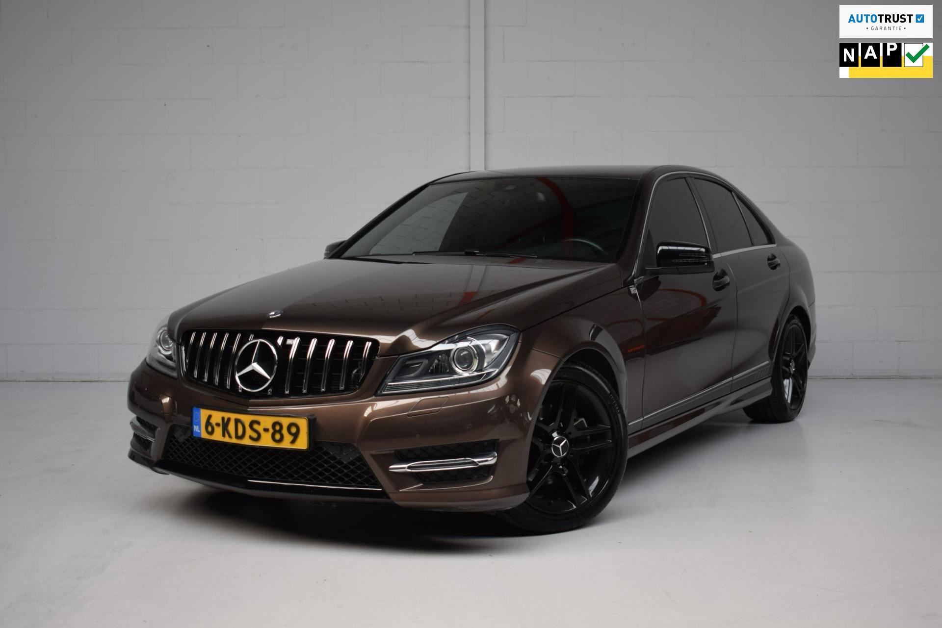Mercedes-Benz C-klasse occasion - Autocenter Baas BV