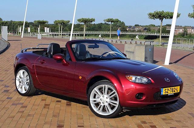 Mazda MX-5 occasion - MCS Auto's