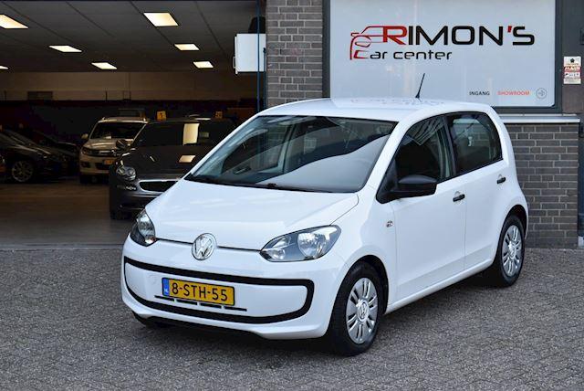 Volkswagen Up! 1.0 take up! BlueMotion Airco 5 Deurs Nap