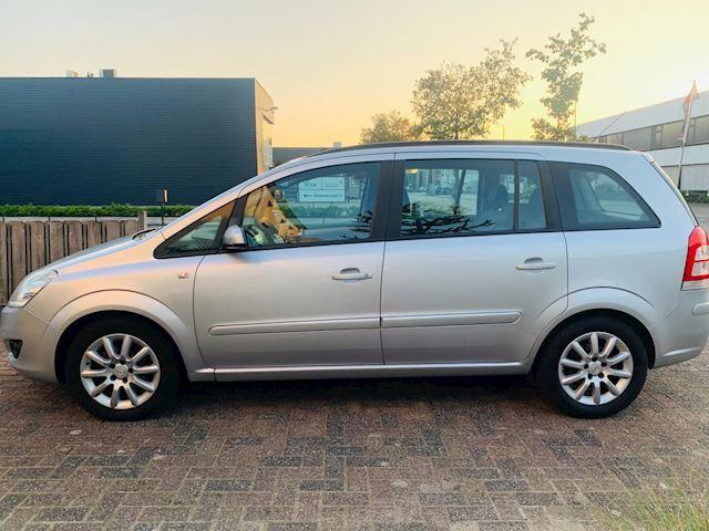 Opel Zafira occasion - Brabant Auto's