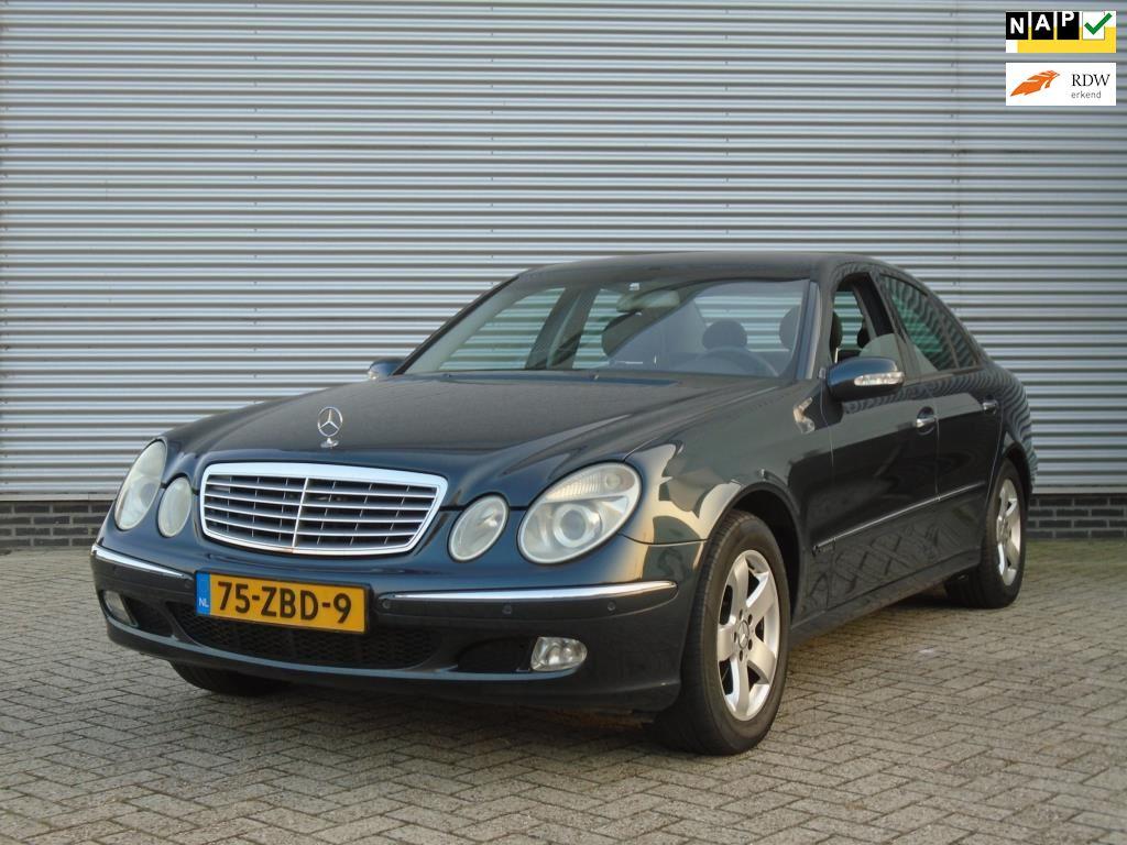 Mercedes-Benz E-klasse occasion - Zijderveld Auto's
