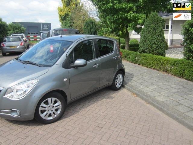 Opel Agila occasion - Garage H. Aarden