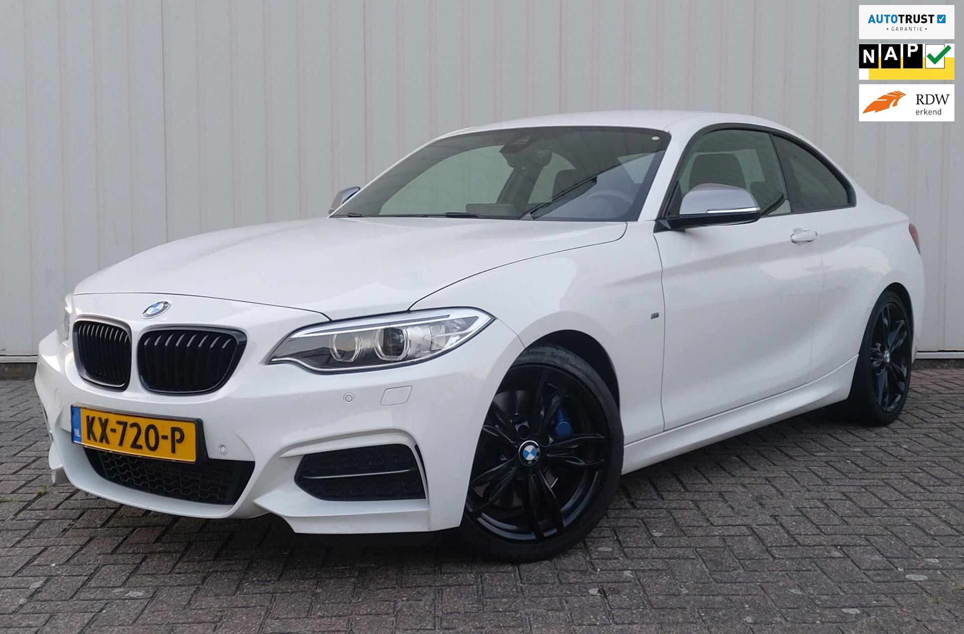 BMW 2-serie Coupé occasion - Heel Holland Rijdt