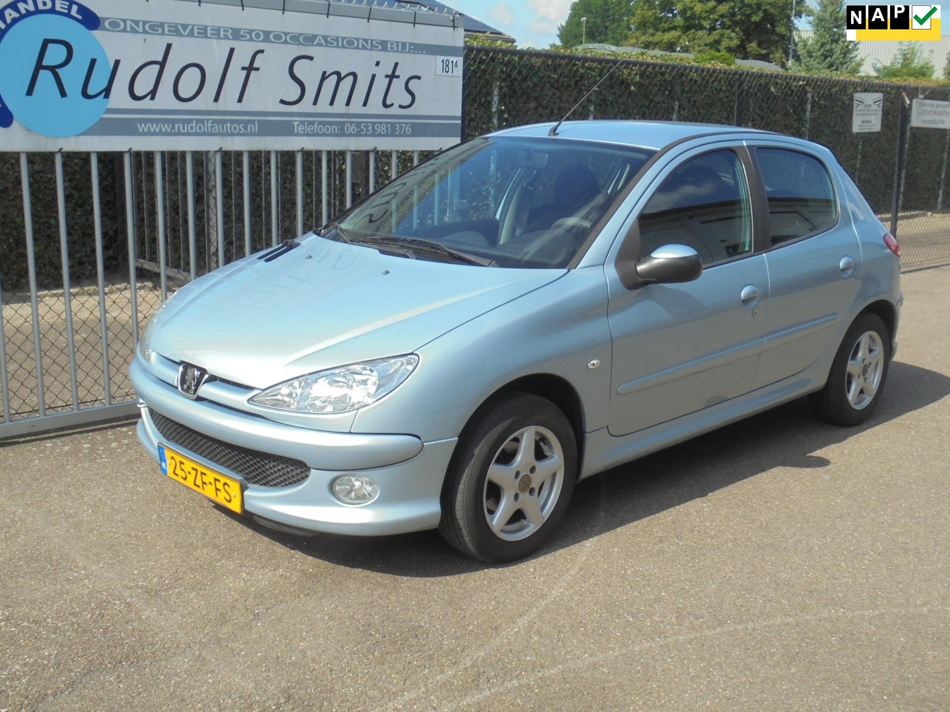 Peugeot 206 occasion - Autohandel Rudolf Smits