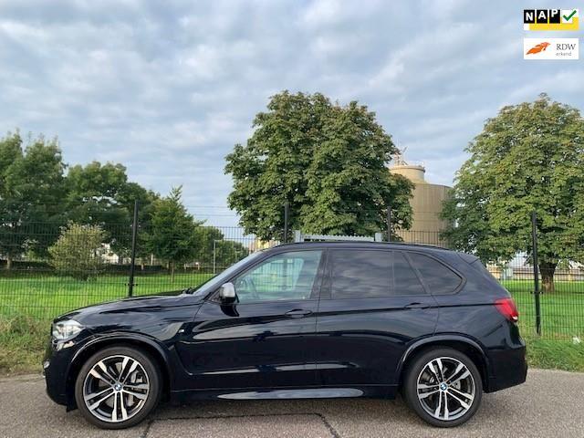 BMW X5 5.0d M, Panoramadak, Camera