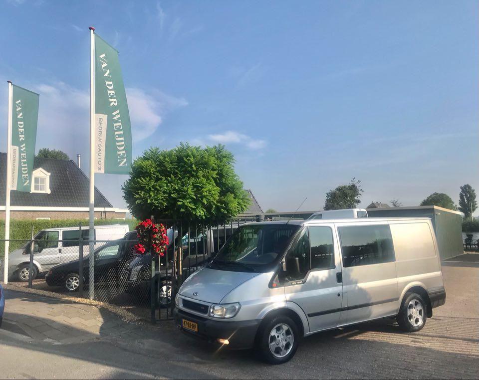 Ford Transit occasion - Van der Weijden Bedrijfsauto's
