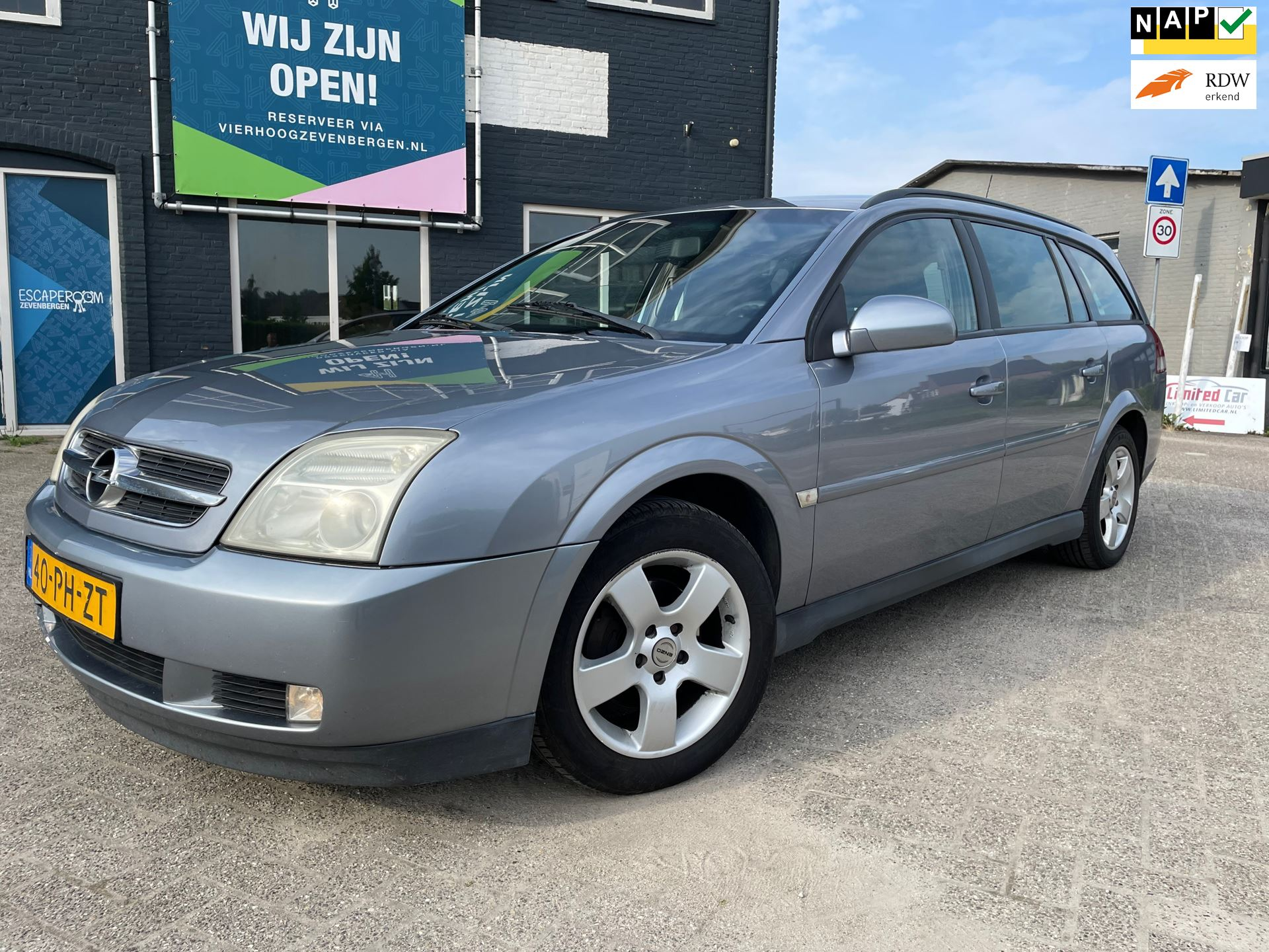 Opel Vectra Wagon occasion - Limited Car