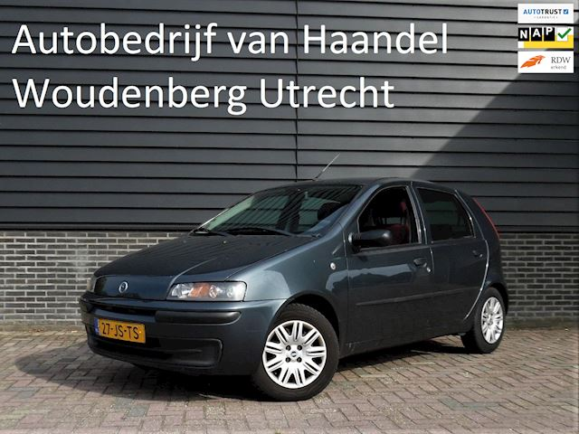 Fiat Punto occasion - Autobedrijf Gerard van Haandel