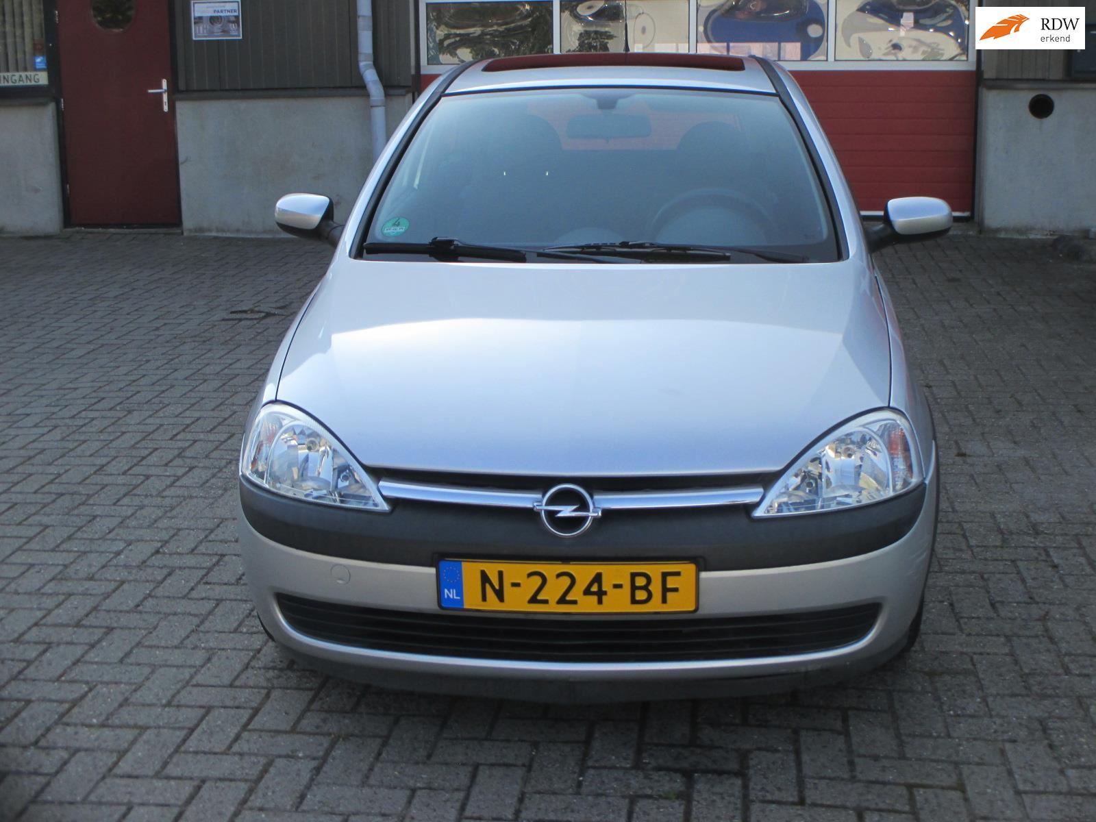 Opel Corsa occasion - Autoservice WFO