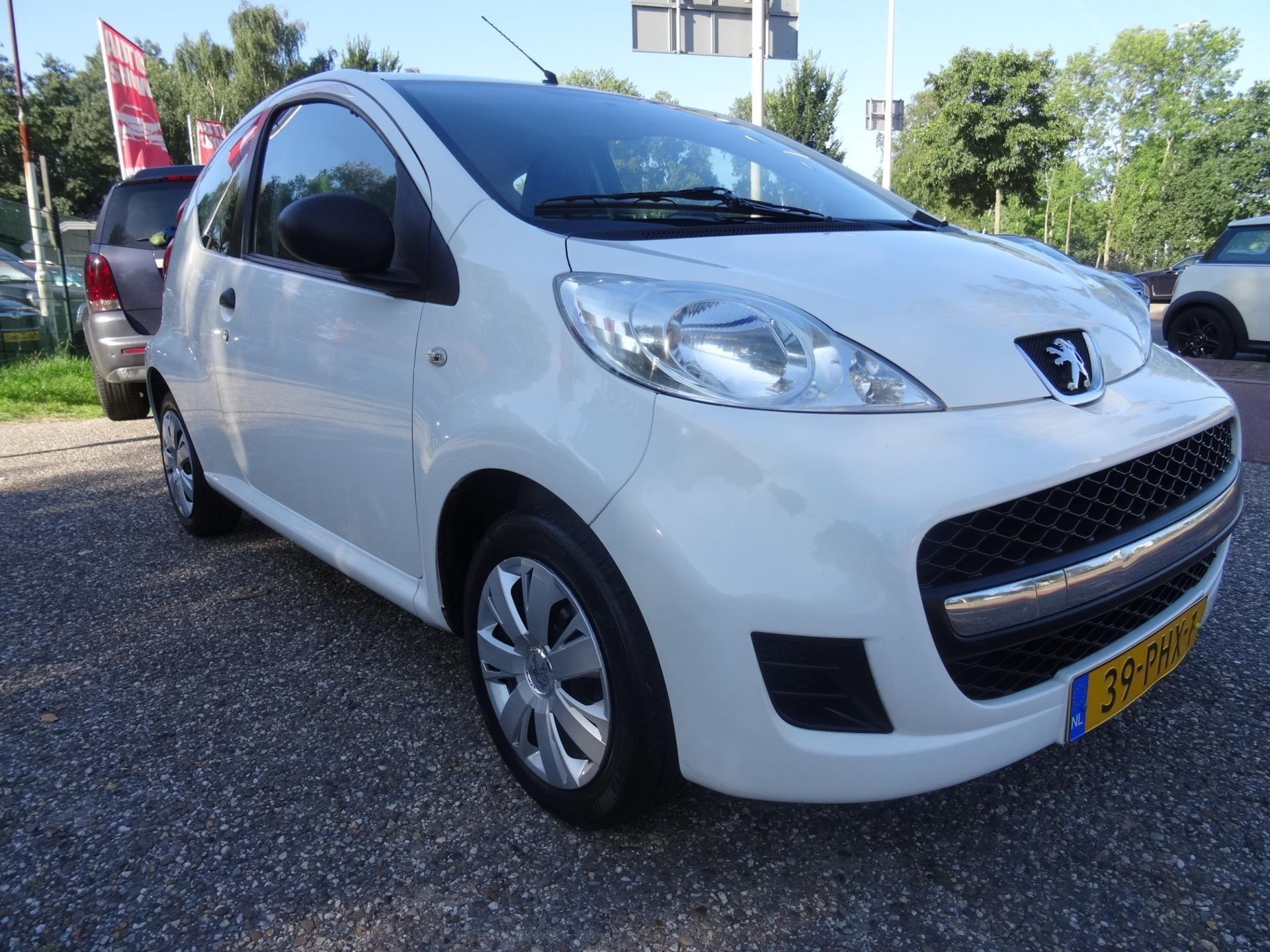 Peugeot 107 occasion - Auto Smit