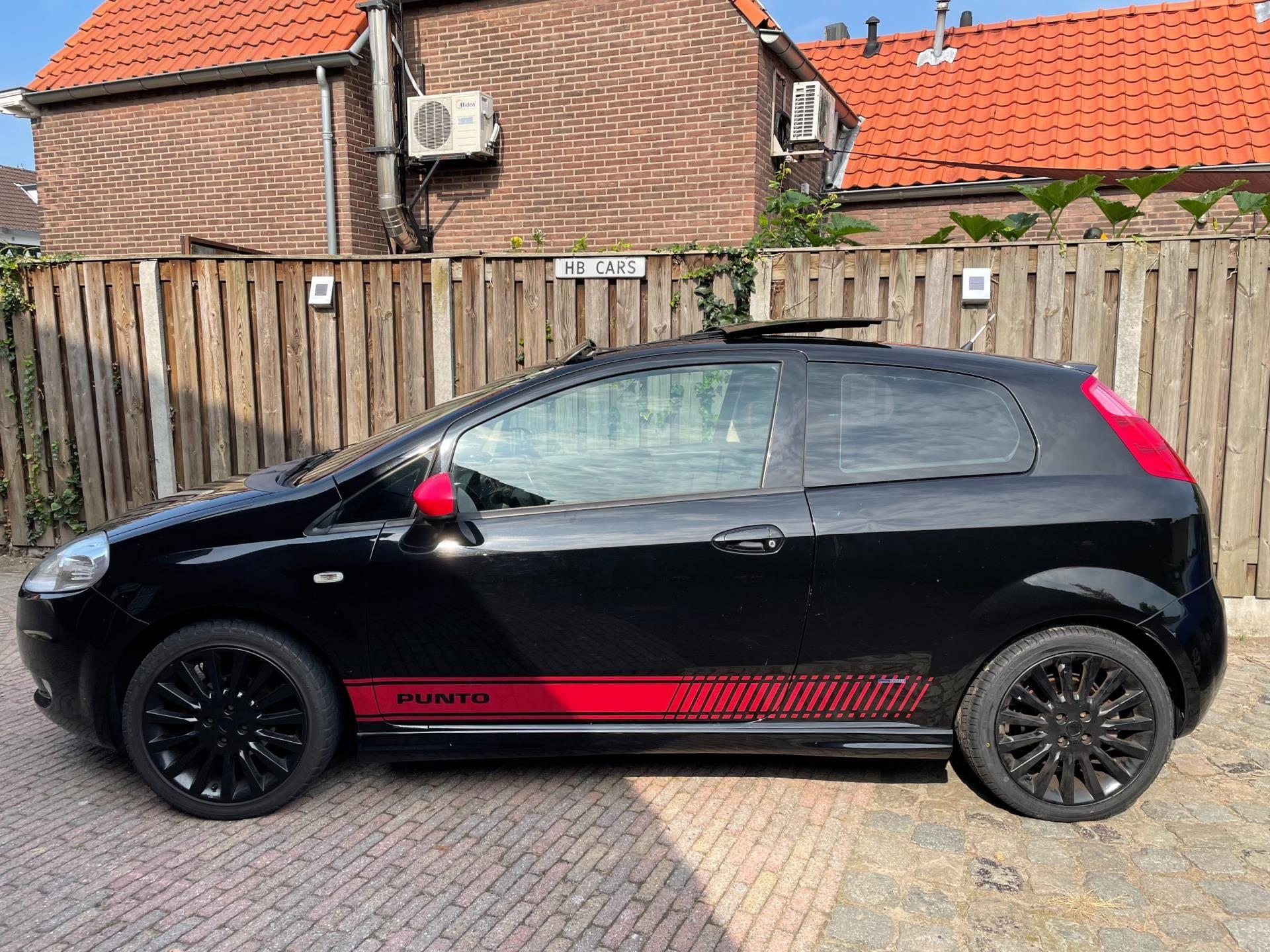 Fiat Grande Punto occasion - HB Cars