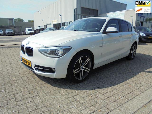 BMW 1-serie 116d Executive, Automaat, Navi, NAP