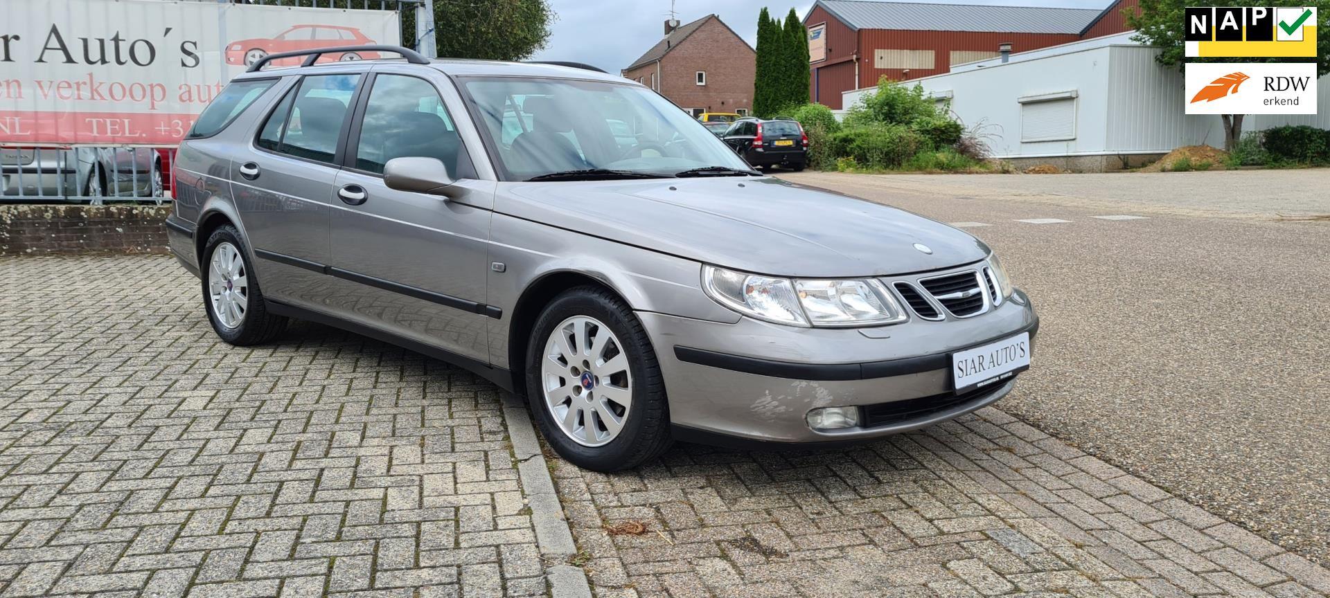 Saab 9-5 Estate occasion - Siar Auto's