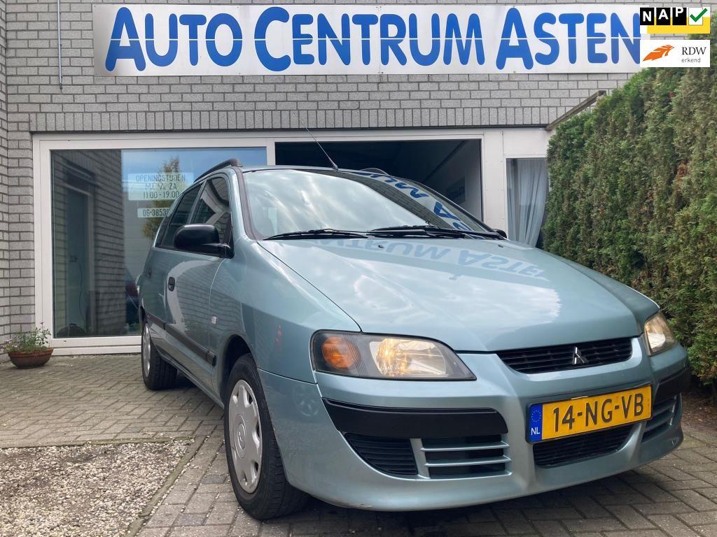Mitsubishi Space Star occasion - Auto Centrum Asten