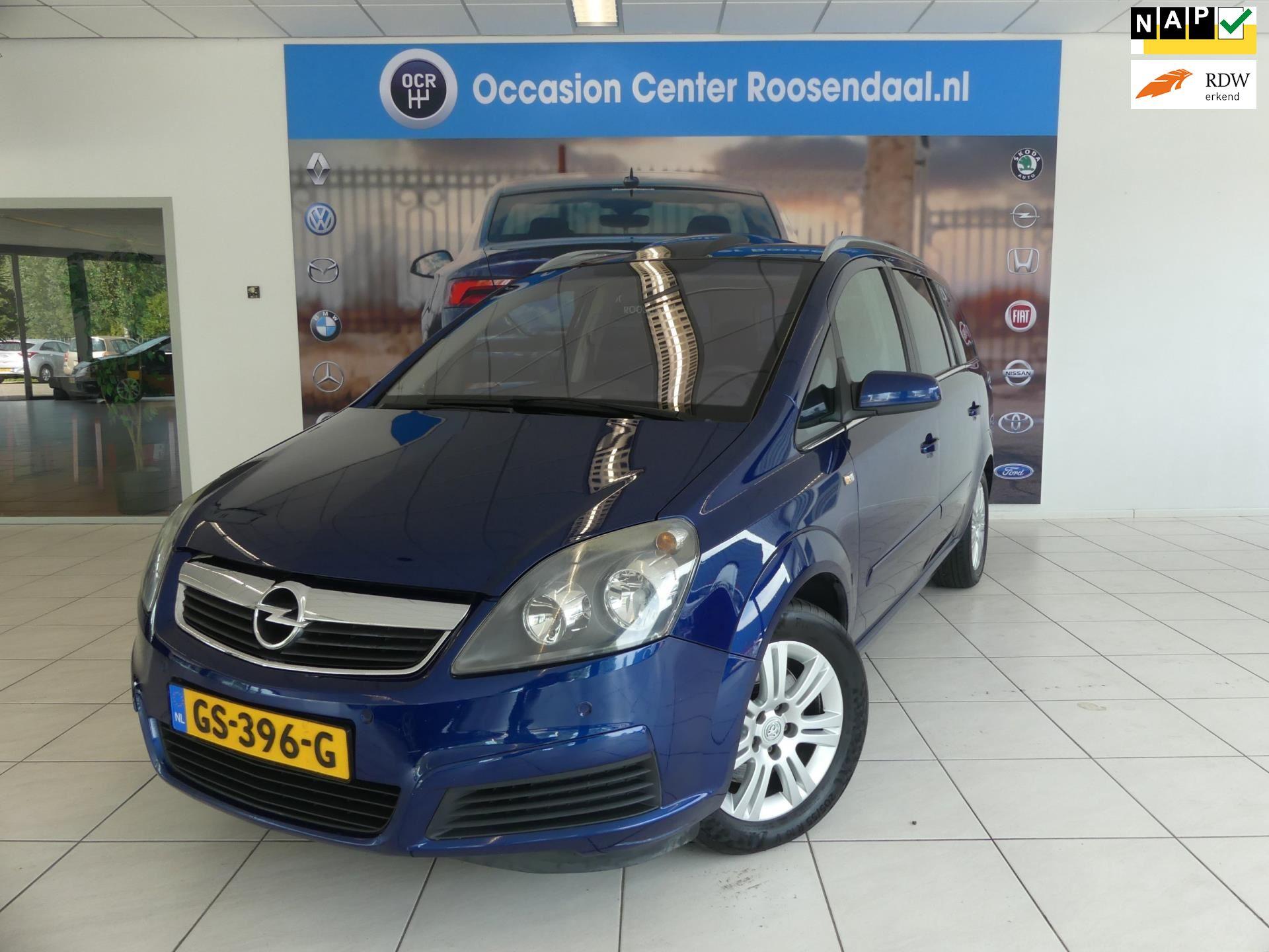 Opel Zafira occasion - Occasion Center Roosendaal