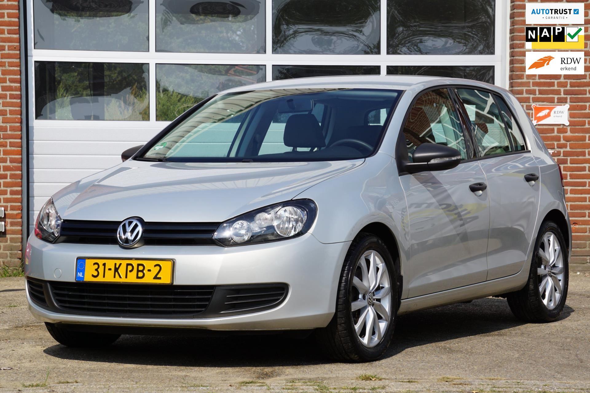 Volkswagen Golf occasion - Automotive-Venray