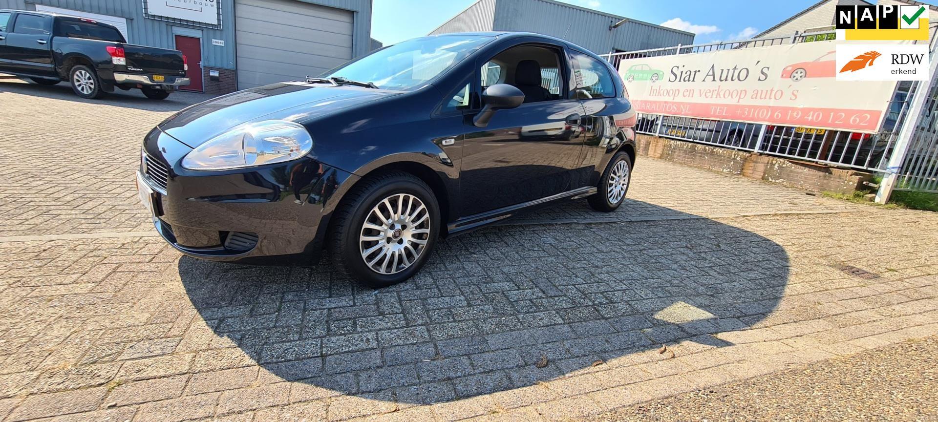 Fiat Grande Punto occasion - Siar Auto's