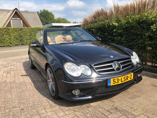 Mercedes-Benz CLK-klasse Cabrio CLK 55 AMG / Designo