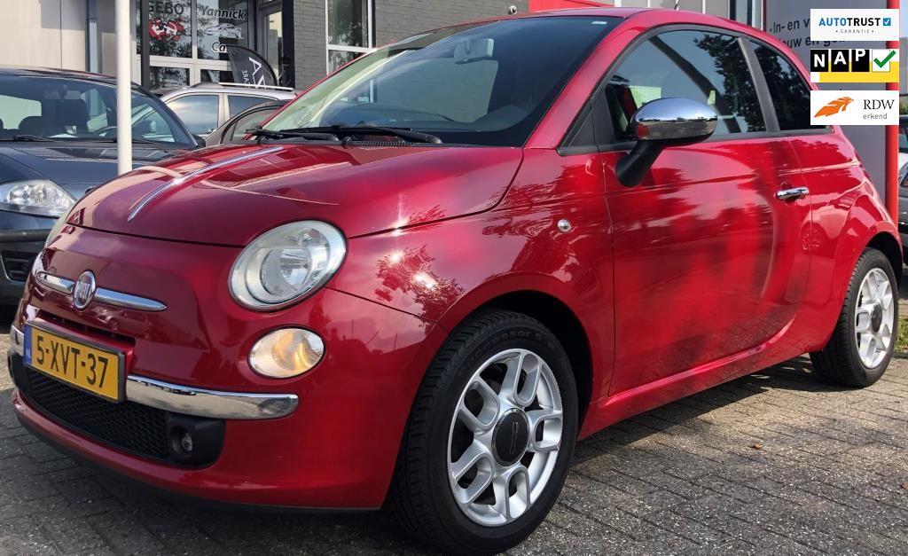 Fiat 500 occasion - Gebo Auto's