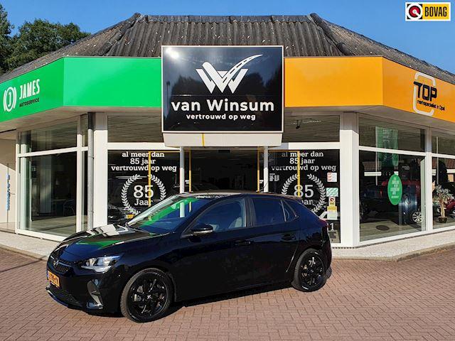 Opel Corsa 1.2 Turbo 100pk Black Edition | NAVIGATIE | CAMERA | DAB | PARKEERSENSOREN |