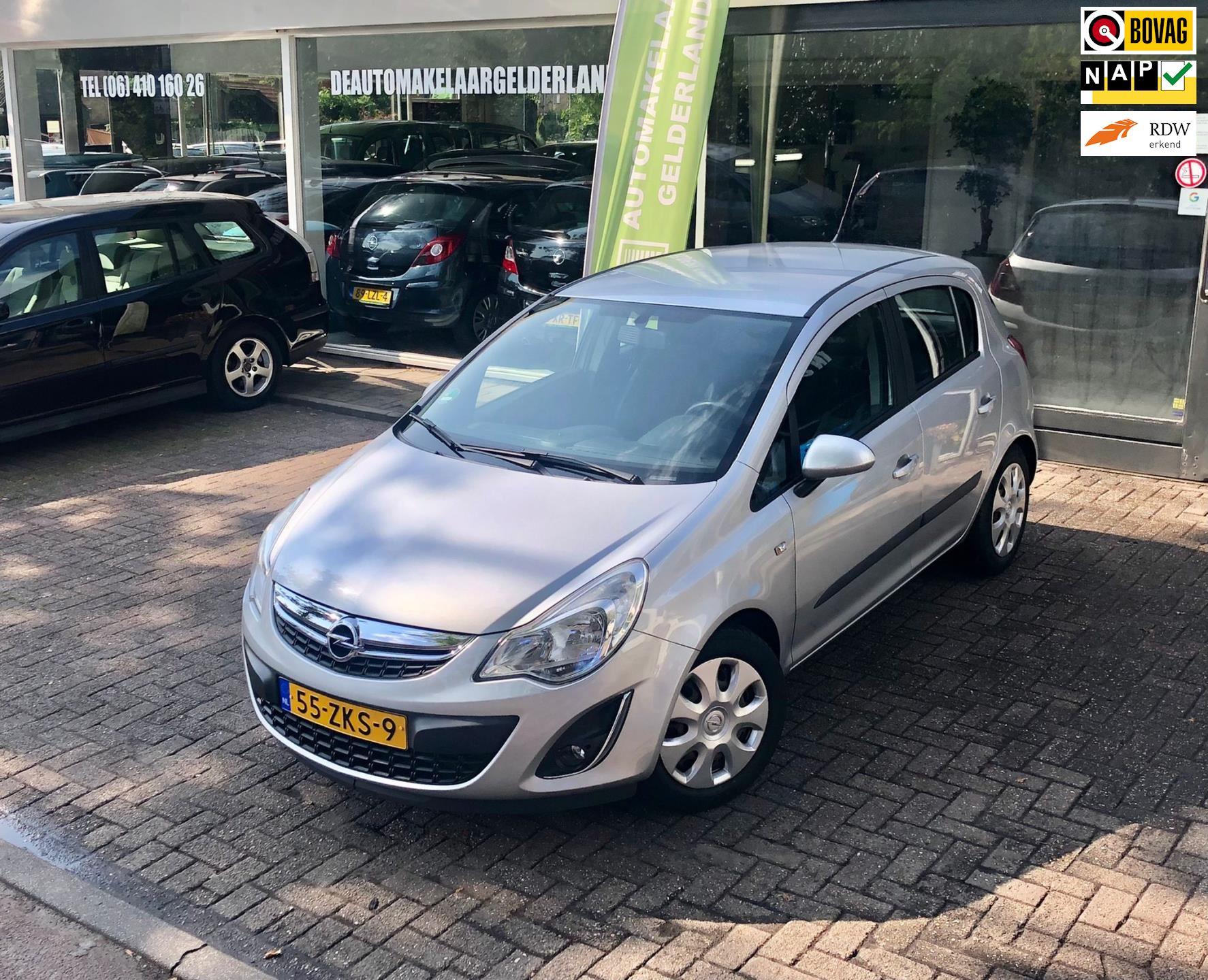 Opel Corsa occasion - De Automakelaar Gelderland