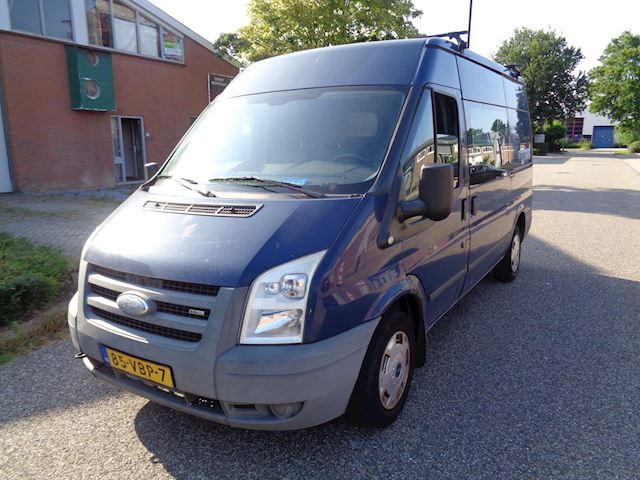 Ford Transit occasion - Autohandel Bamboe
