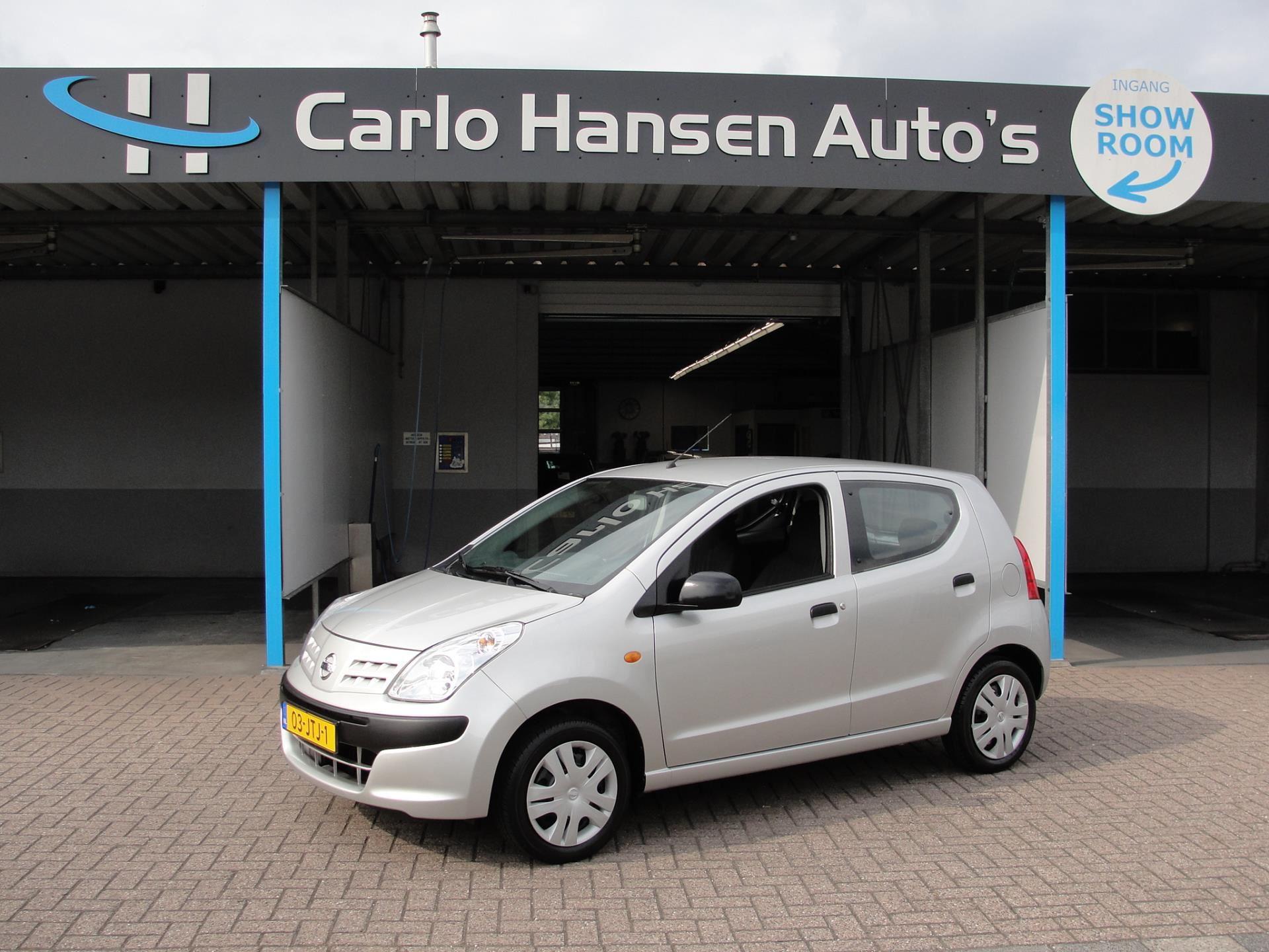 Nissan Pixo occasion - Autobedrijf Carlo Hansen