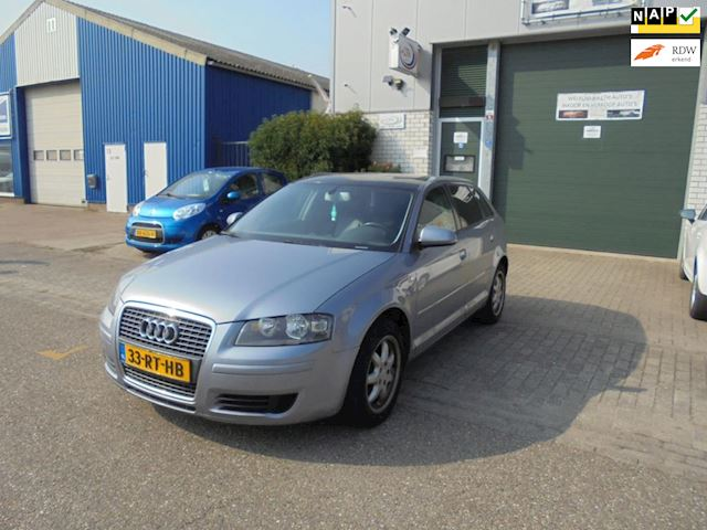 Audi A3 Sportback occasion - LTH Auto's