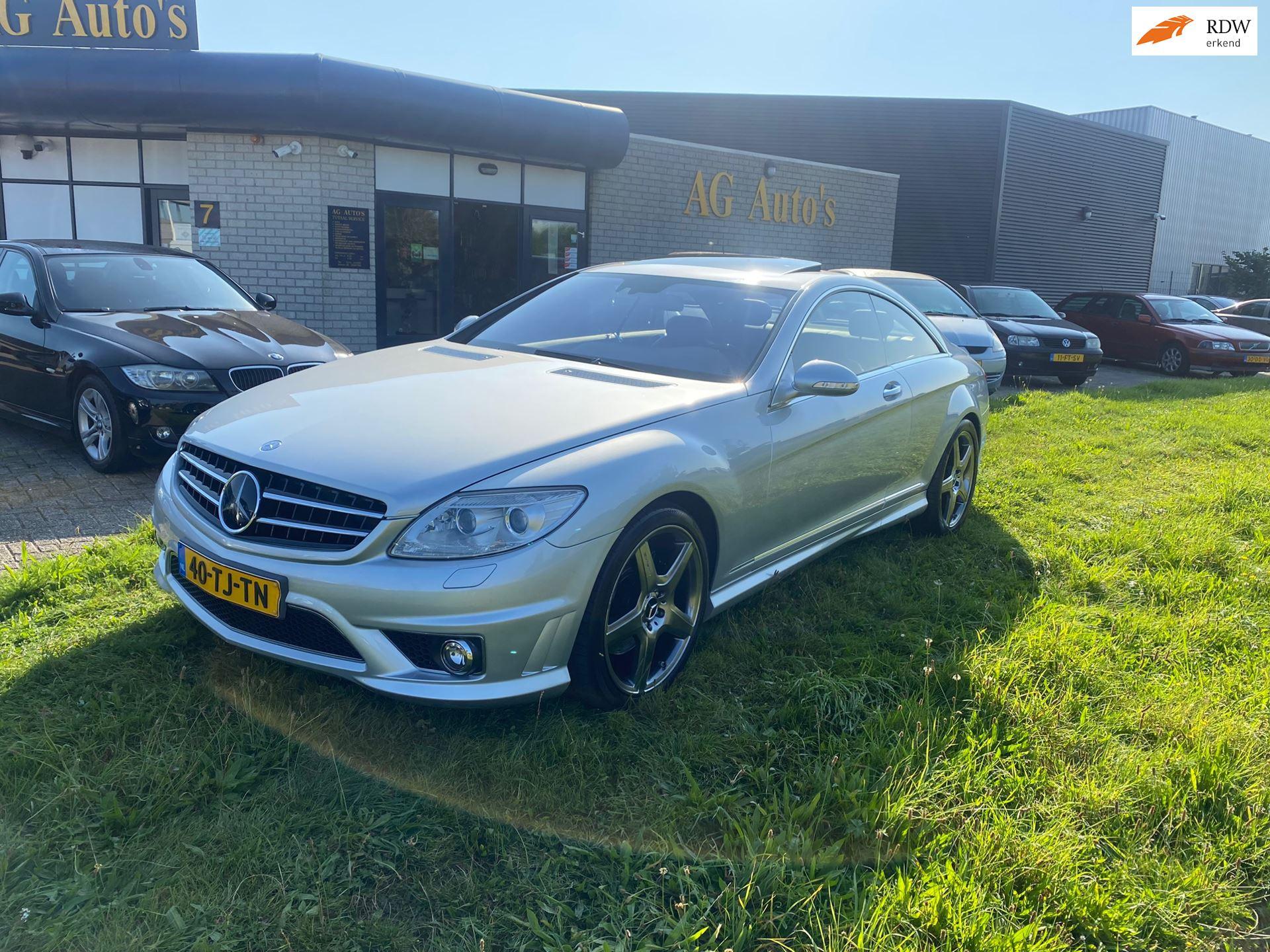 Mercedes-Benz CL-klasse occasion - AG Auto's
