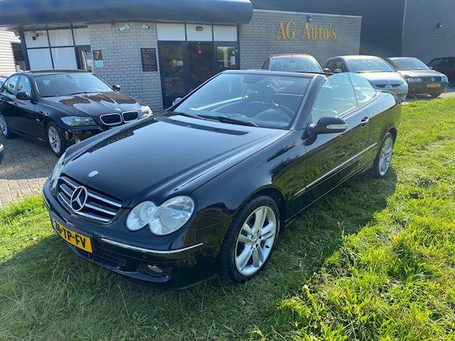 Mercedes-Benz CLK-klasse Cabrio 200 K. Avantgarde