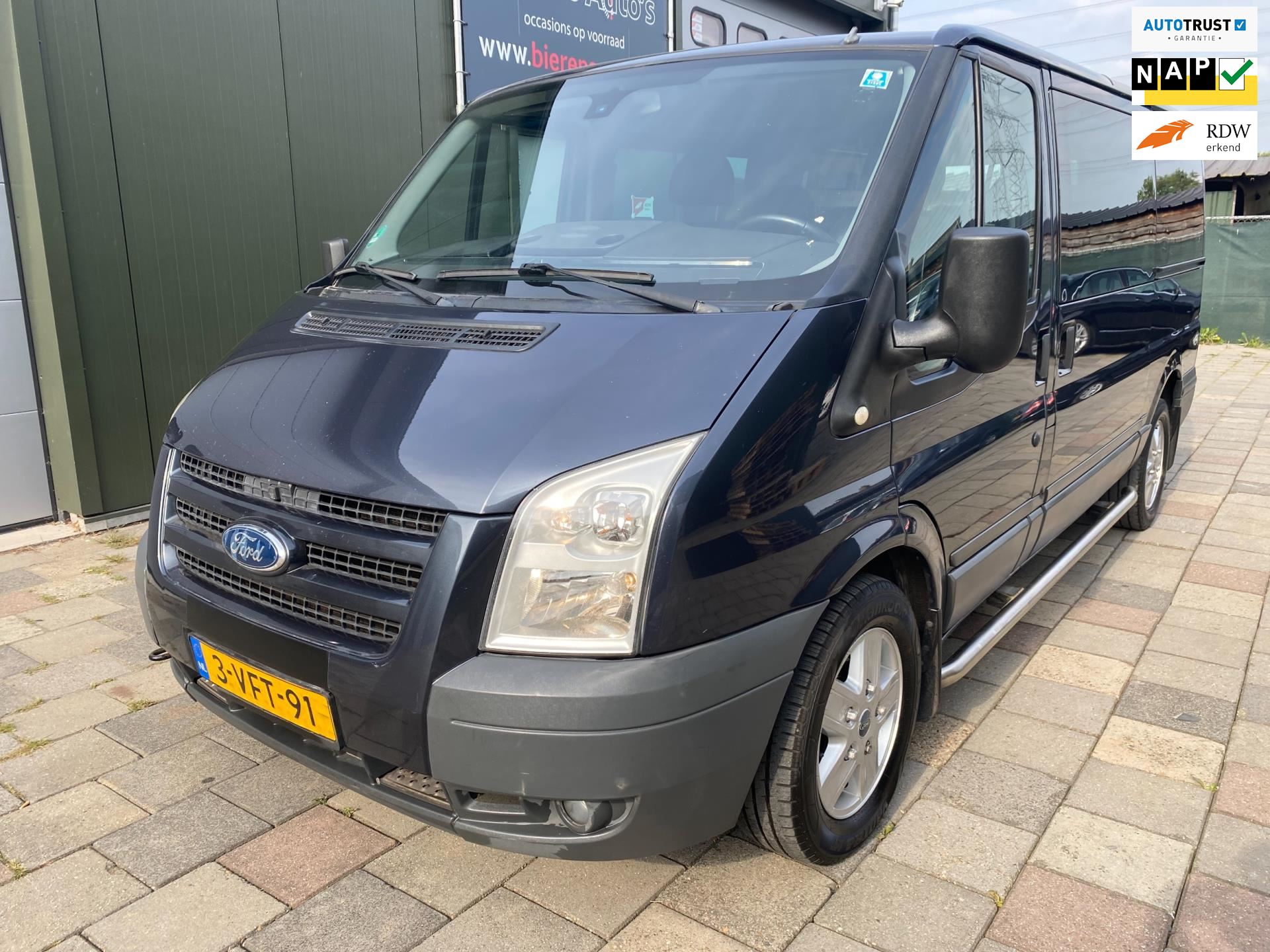 Ford Transit occasion - Bierens Auto's