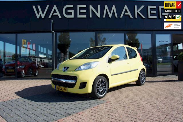 Peugeot 107 occasion - Wagenmaker Auto's