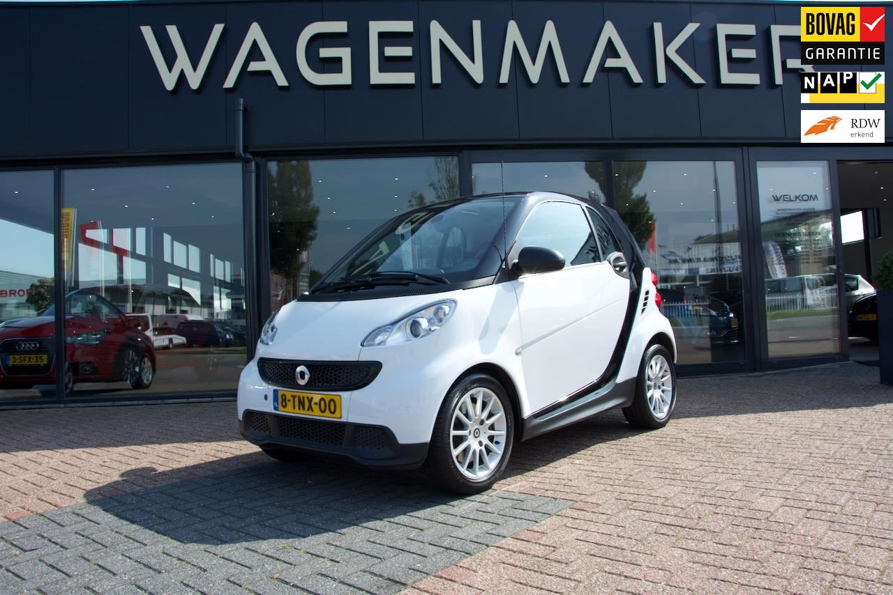 Smart Fortwo coupé occasion - Wagenmaker Auto's