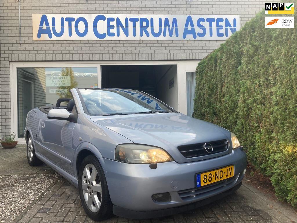 Opel Astra Cabriolet occasion - Auto Centrum Asten