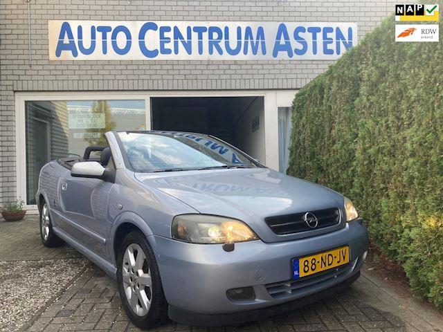 Opel Astra Cabriolet 1.8-16V Bertone Mooie auto