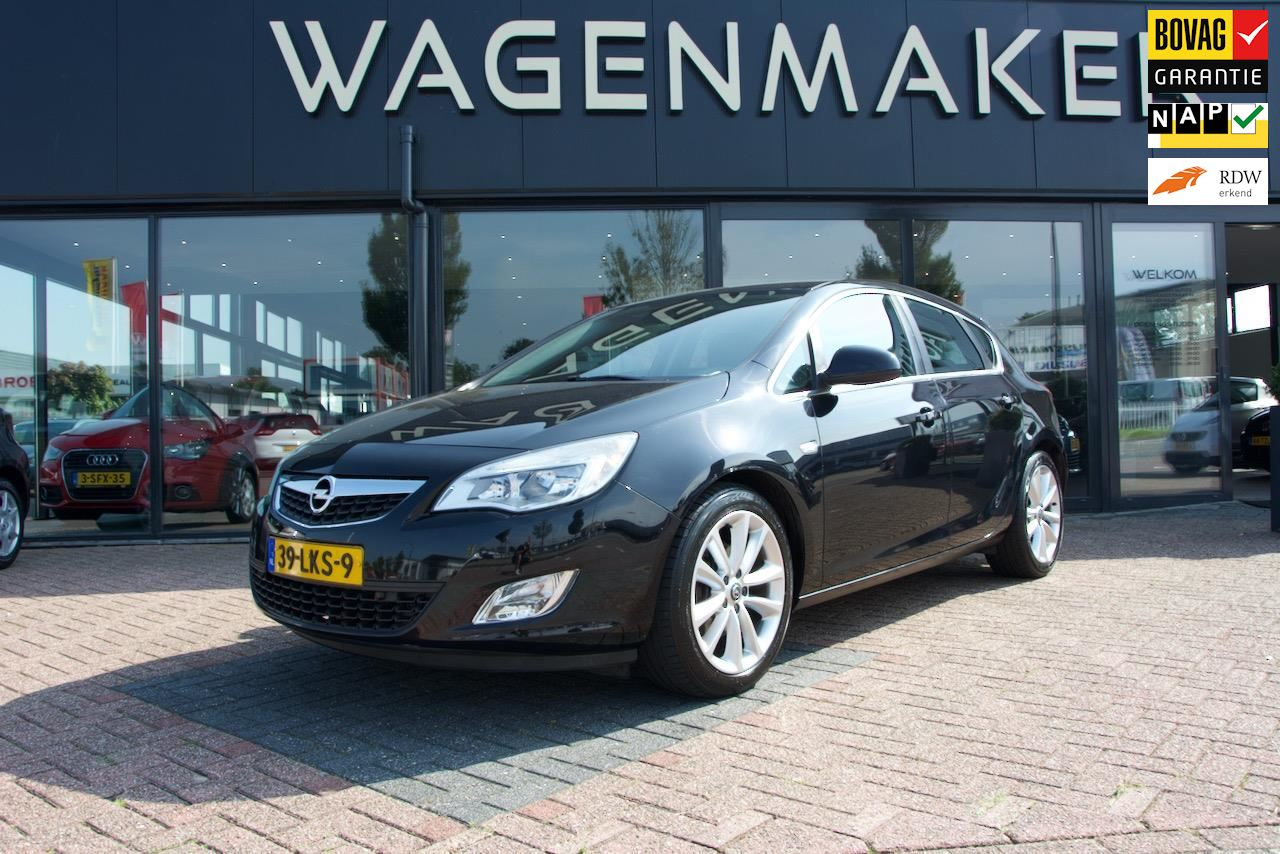 Opel Astra occasion - Wagenmaker Auto's