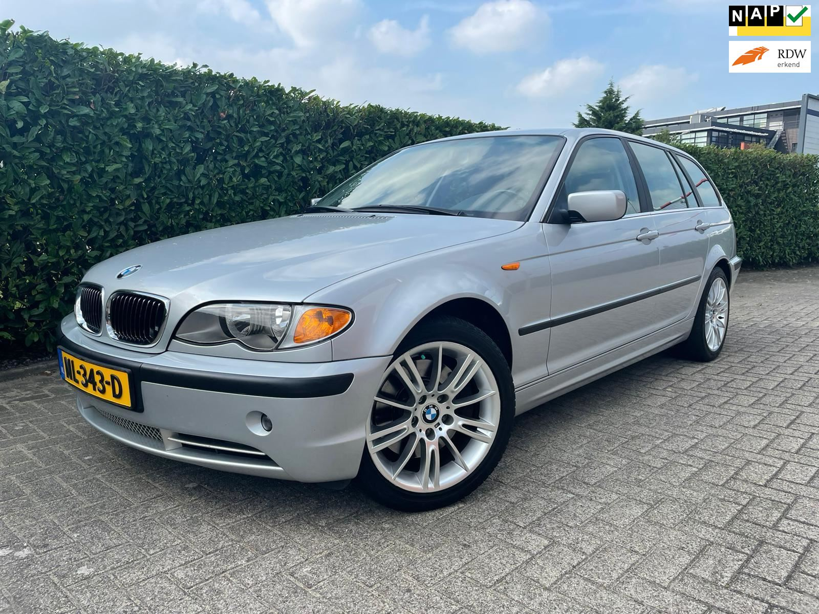 BMW 3-serie Touring occasion - YoungTimersHolland