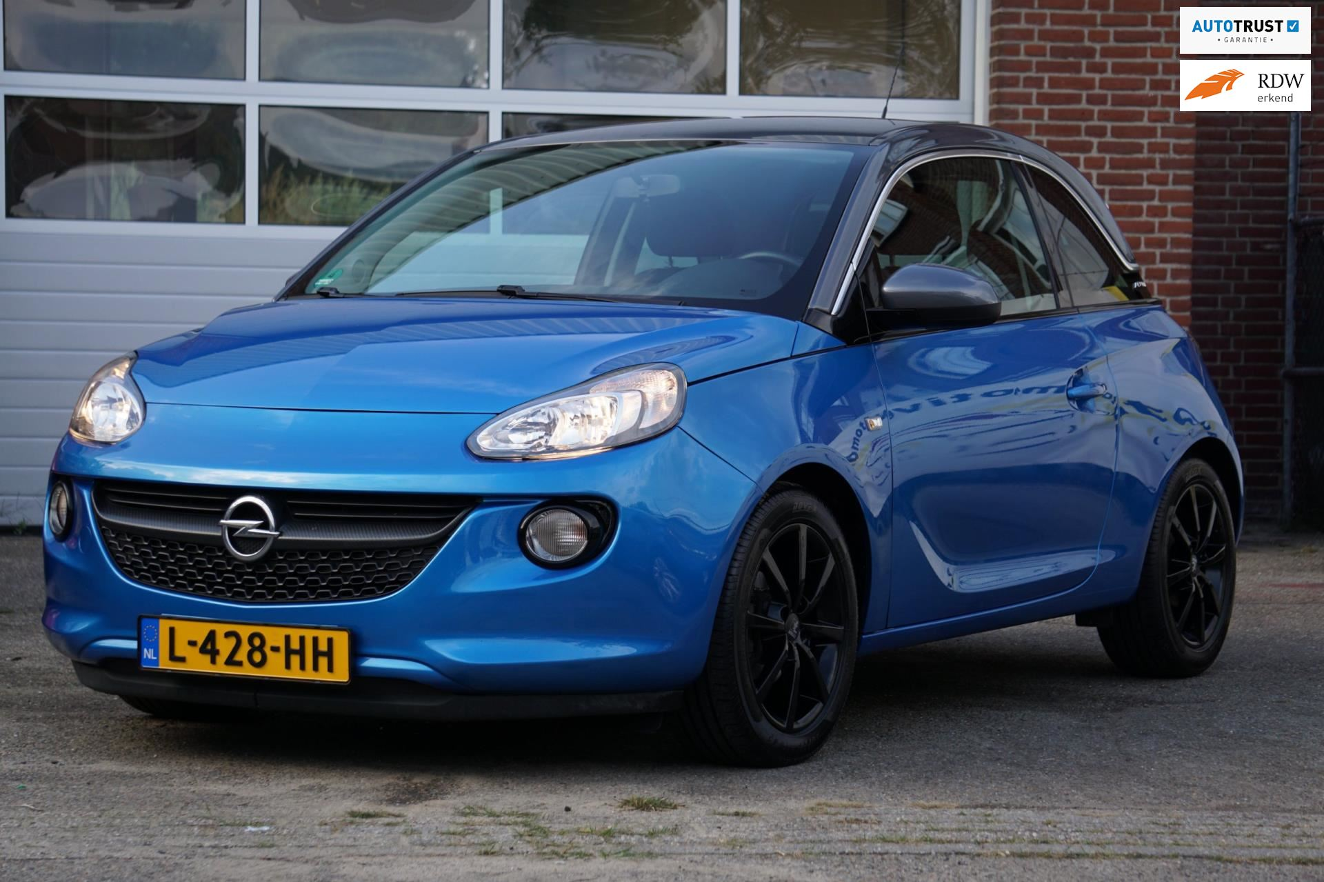 Opel ADAM occasion - Automotive-Venray