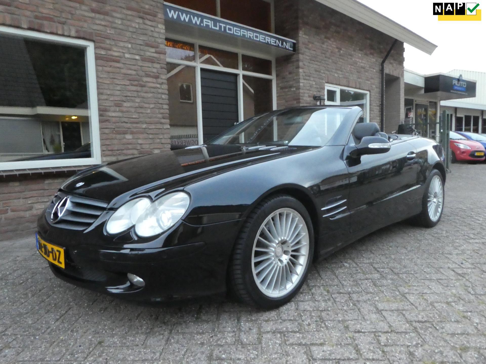 Mercedes-Benz SL-klasse occasion - Auto Garderen