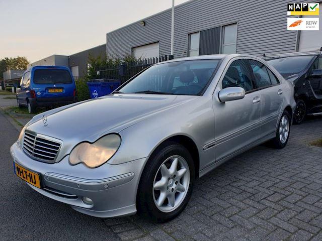 Mercedes-Benz C-klasse 220 CDI avantgarde 4 deurs