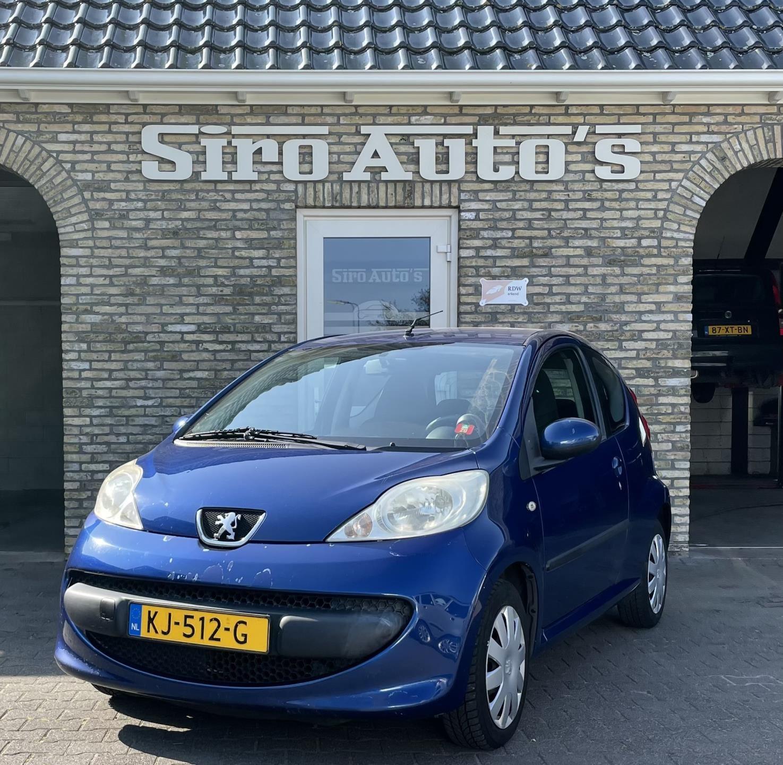 Peugeot 107 occasion - Siro Auto's