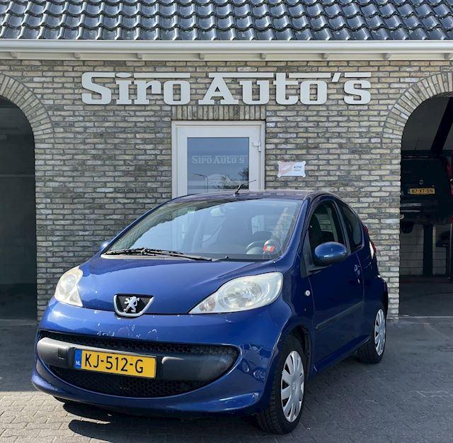 Peugeot 107 1.0-12V XR Met Apk tot 8 Sep 2022