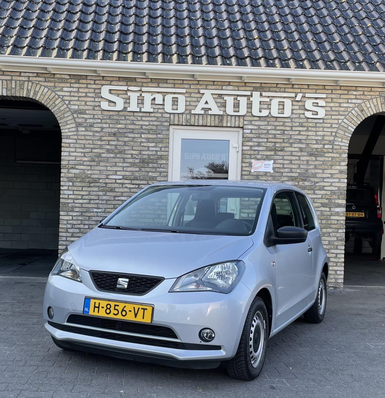 Seat Mii occasion - Siro Auto's
