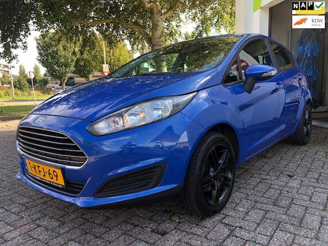 Ford Fiesta 1.0 Champion/Airco/AUX/PDC/Lmv/Start-stop/goed-onderhouden